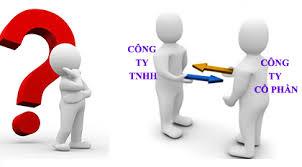 công ty cổ phần thành công ty TNHH 2 thành viên
